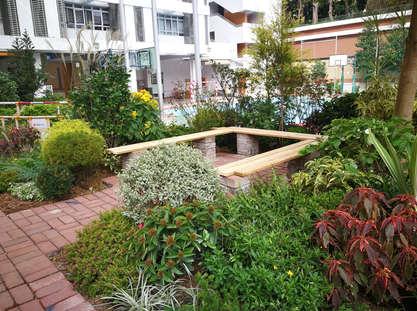 Merit Award Winning Barrier-Free Garden