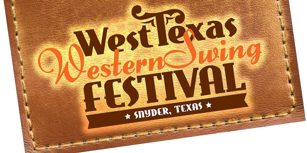 West Texas Western Swing Festival