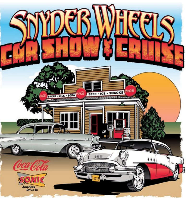 Snyder Wheels Car Show