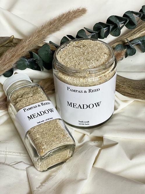 Meadow  Bath Soak