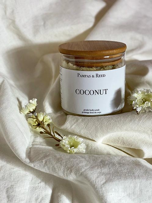 Coconut  Nourishing Body Scrub