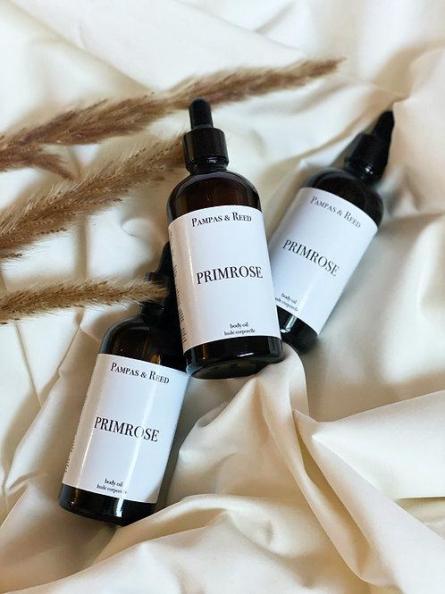 Primrose Body Oil
