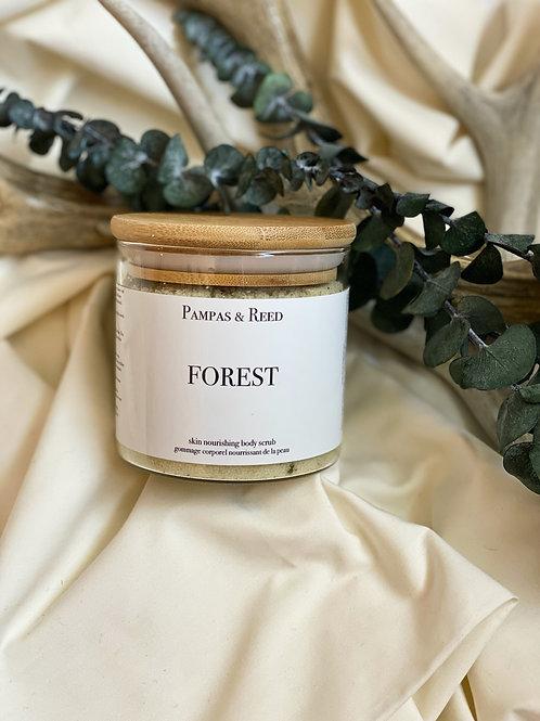 Forest  Nourishing Body Scrub