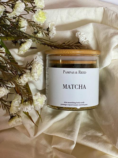 Matcha  Nourishing Body Scrub