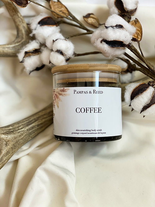 Coffee  Nourishing Body Scrub