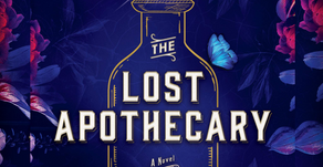 The Lost Apothecary by Sarah Penner.