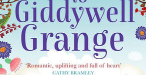 Escape to Giddywell Grange by Kim Nash. Trading big-city life for small-town dreams.