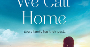 The Place We Call Home by Faith Hogan. Your heart follows you home.