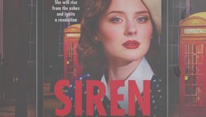 Siren by Sam Michaels. Rivals beware. This siren is open for business and ravenous for revenge.