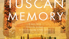 A Tuscan Memory by Angela Petch.