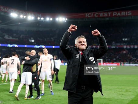 As the Devils near a Champions League berth, Solskjær cannot be caught in two minds.