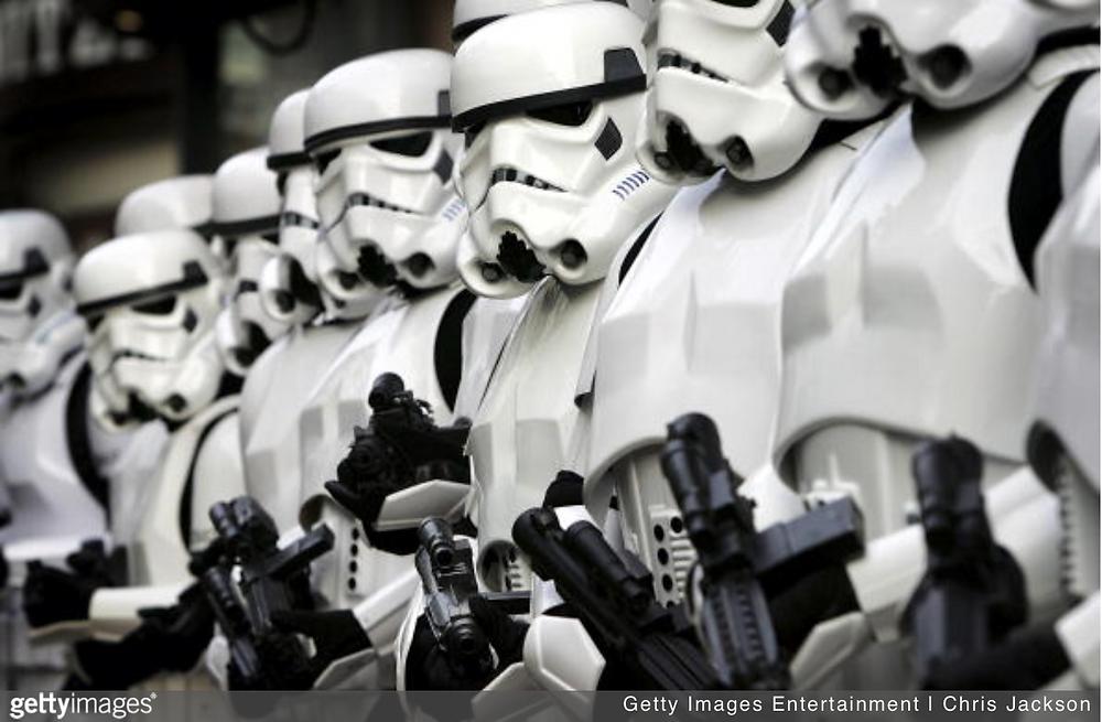Clones - Storm Troopers