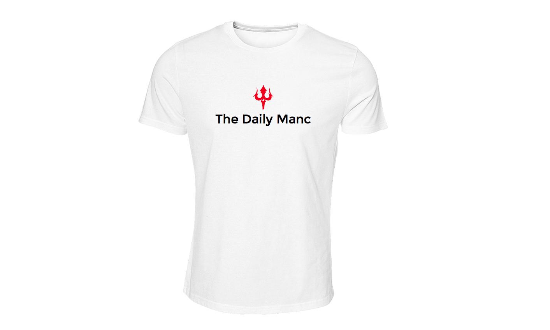 Daily Manc Tee