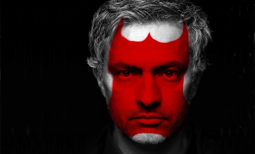New Red Devil Boss Jose Mourinho