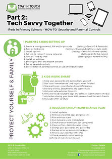 PART 2 TECH SAVVY TOGETHER - by Stay In