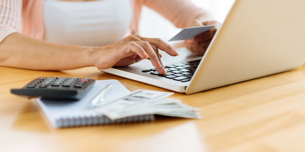 Banking and paying bills online