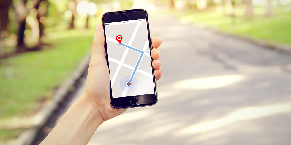 Moving away from Melways to GPS on your Smartphone, sponsored by Mornington Libraries