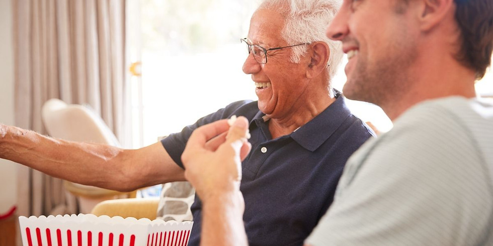 Streaming Movies - for Seniors