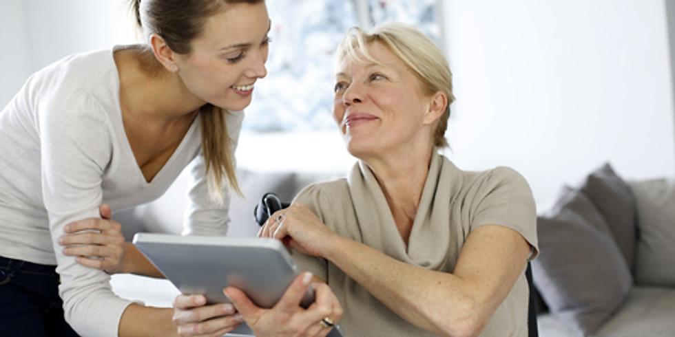 Become a volunteer Digital Mentor - INFORMATION SESSION