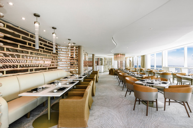 Introducing Raw on Five: A Luxury Restaurant Aboard the Brand New Celebrity Edge Cruise Ship