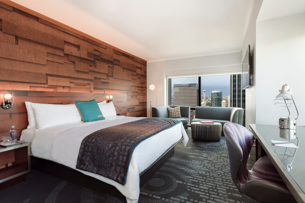 Sawyer & Company Announces Completion of the W Seattle Renovation