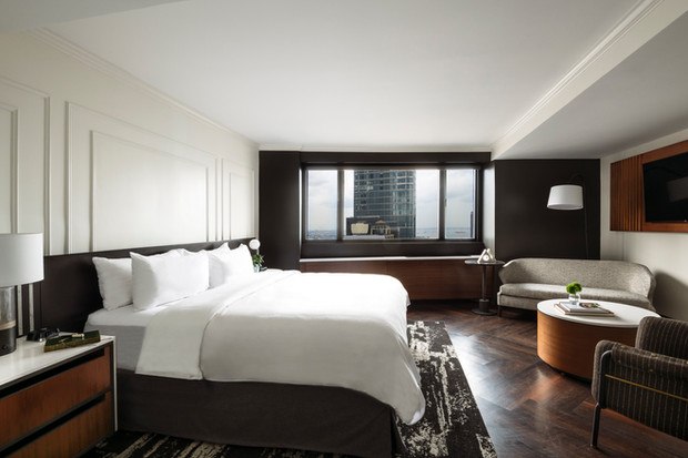 Sawyer & Company Unveils Design Inspiration Behind the New NY Marriott Downtown Guestrooms
