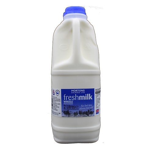 Whole Milk (2 Litre)