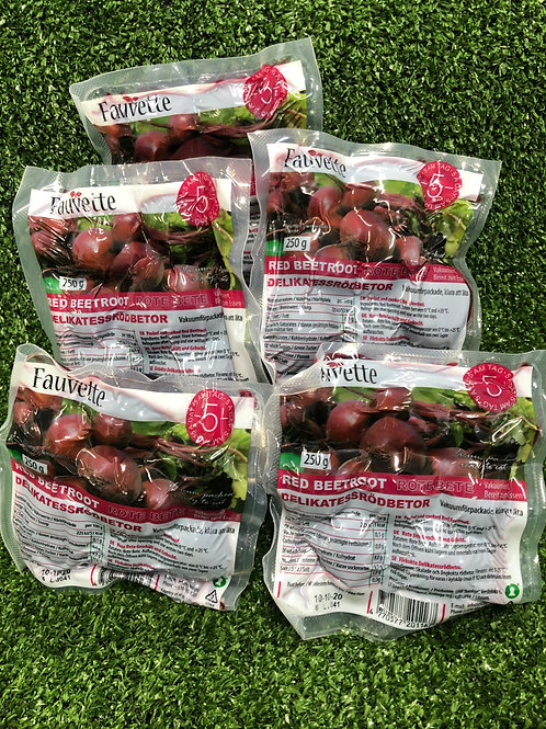 Long Life Beetroot per 250grms