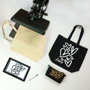 T-SHIRT + TOTE BAG PRINTING PRESS