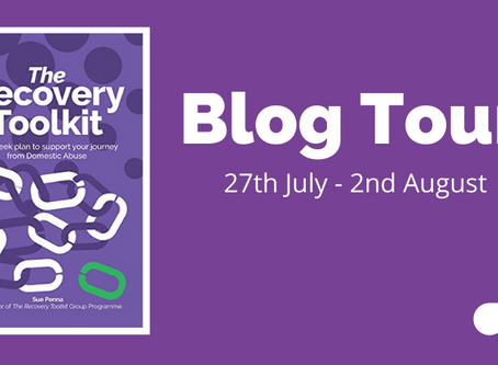 The Recovery Toolkit Blog Tour Review