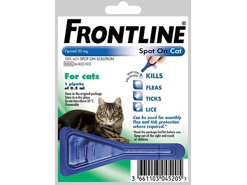 Frontline Cat Pipette (1 Treatment)