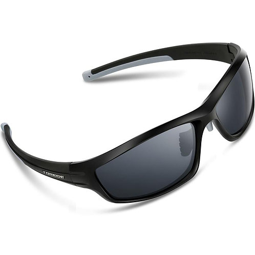 TOREGE 2017 New Unisex Polarized Sunglasses for Men or Women UV400 Protection