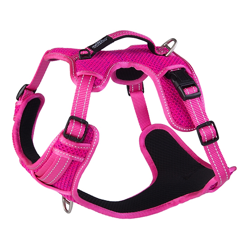 Rogz Utility Explore Harness - Pink
