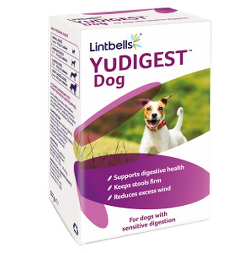 Lintbells YuDIGEST Dog Prebiotic - 300 Tablets