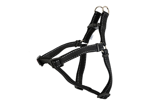 Ancol Padded Exercise Dog Harness - Black