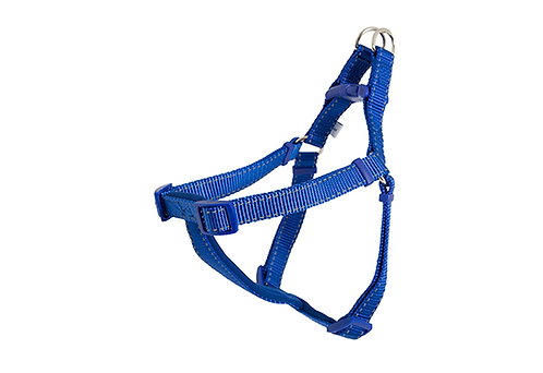 Ancol Padded Exercise Dog Harness - Blue