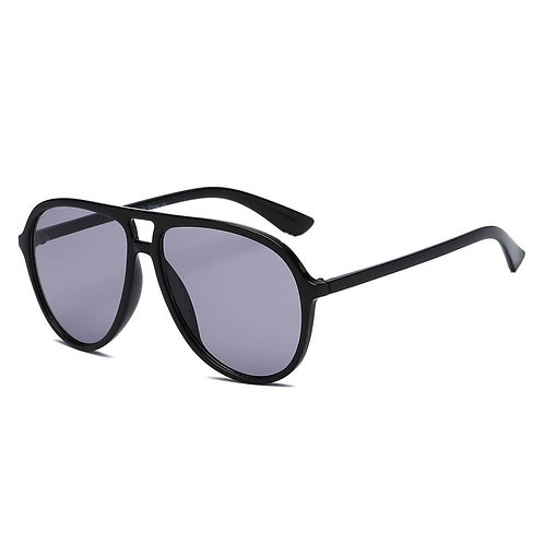 BRANSON | S1083 - Retro Tinted Lens Aviator Sunglasses