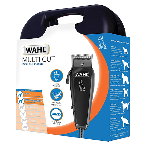 Wahl Multicut Pet Clipper Kit