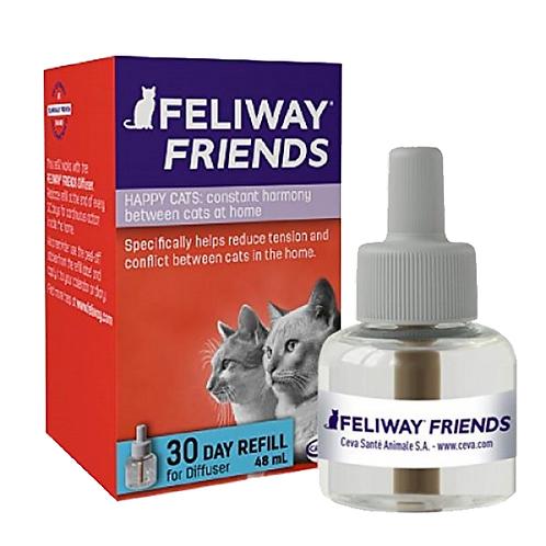 Feliway Friends Plug-In Diffuser Refill - 48ml (30 days)