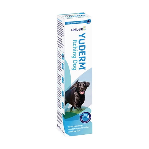 Lintbells YuDERM Itching Dog 500ml