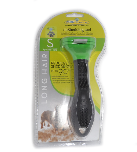 FURminator Dog deShedding Tool - Small Dog