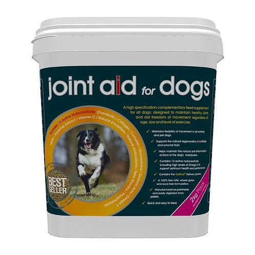 Joint Aid for Dogs with Omega 3 - 2kg