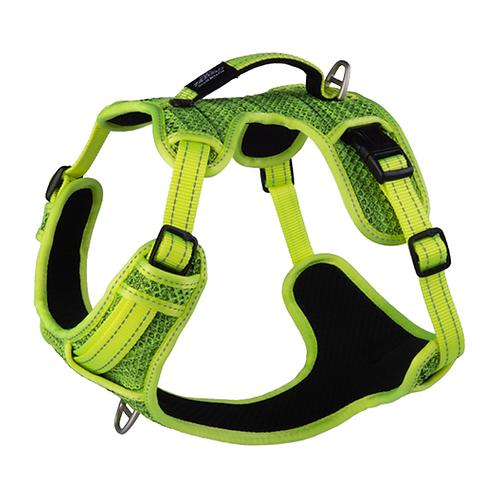 Rogz Utility Explore Harness - Green