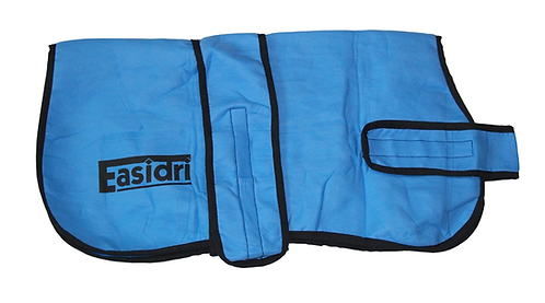 Easidri Cooling Coats for Pets - 7 Sizes - Includes Handy Storage Case
