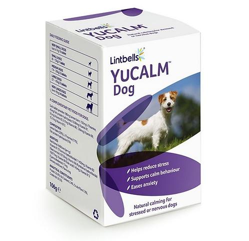 Lintbells YuCALM Dog - 120 Tablets