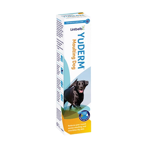 Lintbells YuDERM Moulting Dog 500ml