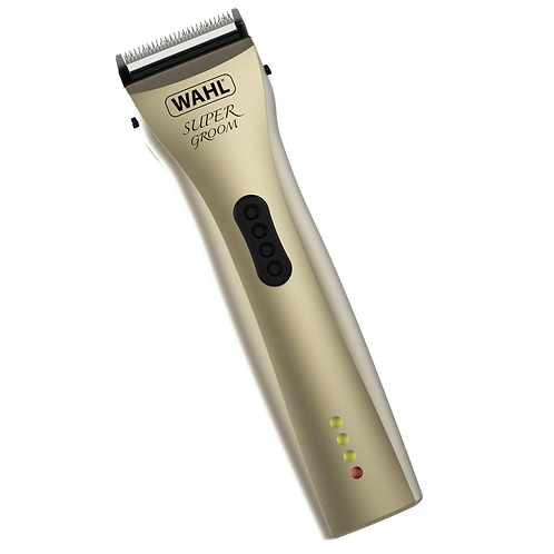 Wahl Super Groom Corded/Cordless Pet Clipper Kit