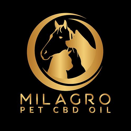 Milagro Pet Hemp Oil 10ml (2% 200mg)