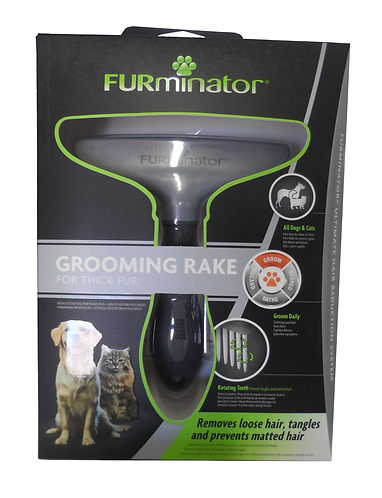 FURminator Rake Grooming and Detangling Tool