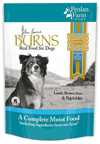 Burns Penlan Farm Wet Dog Food - Lamb